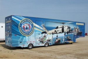 Mobile Lab Trailer for Navy