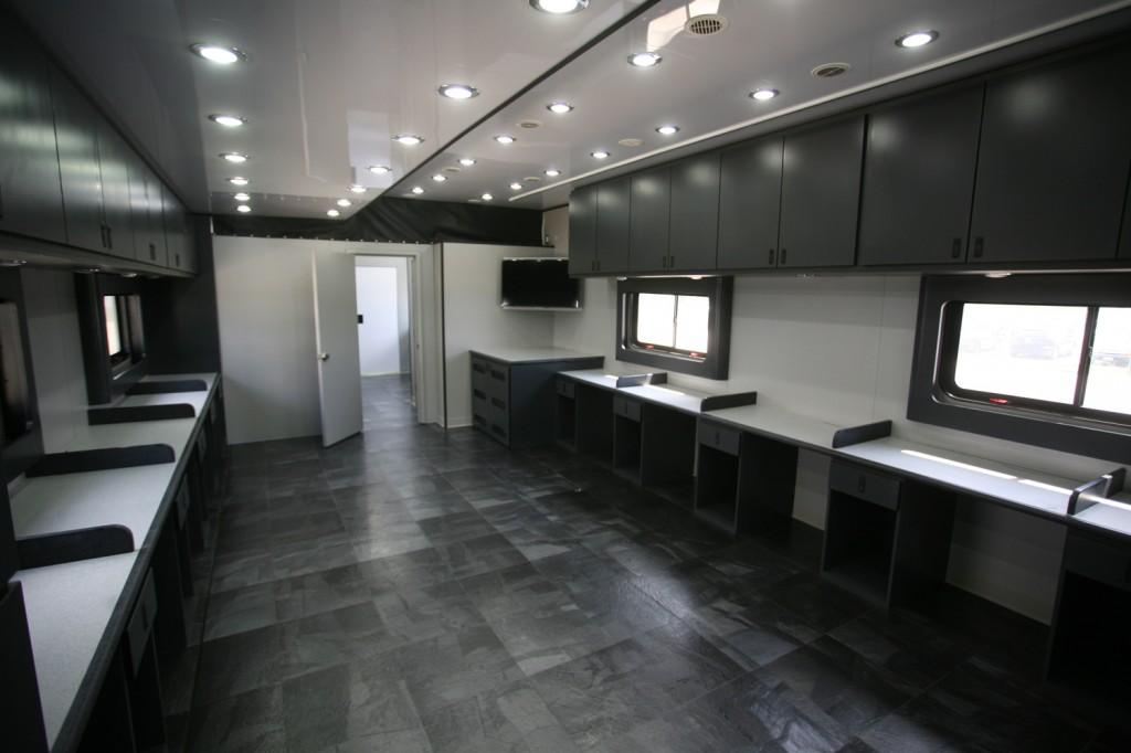 Featherlite office trailer