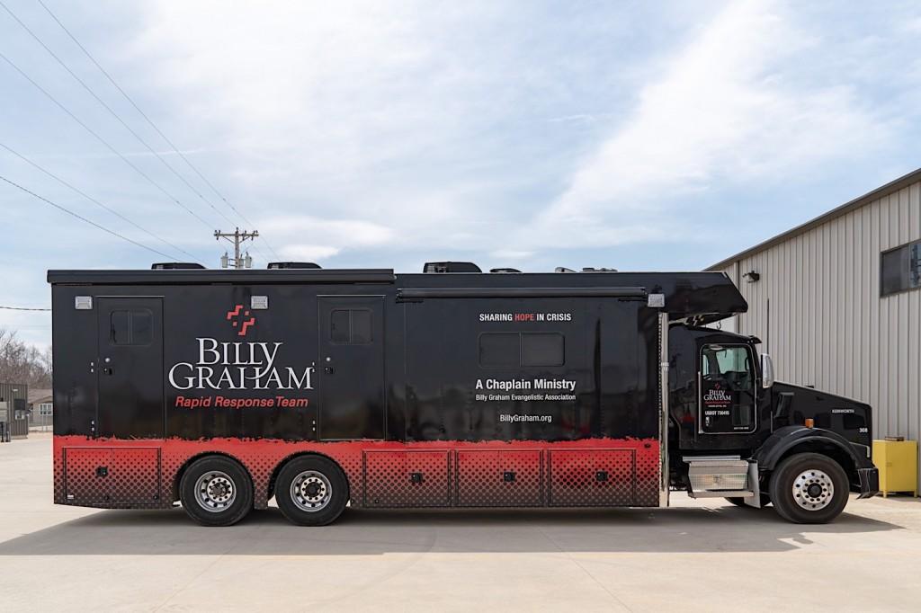 Billy Graham Rapid Response Team