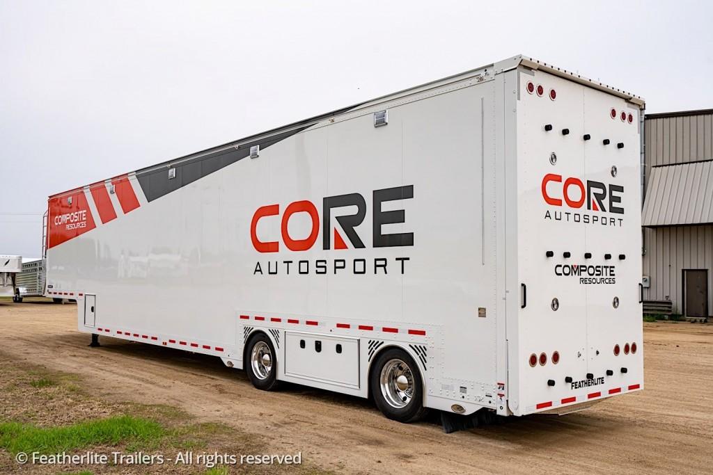 Core Autosport exterior
