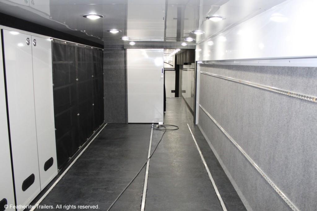 Yamaha Factory Racing upper deck