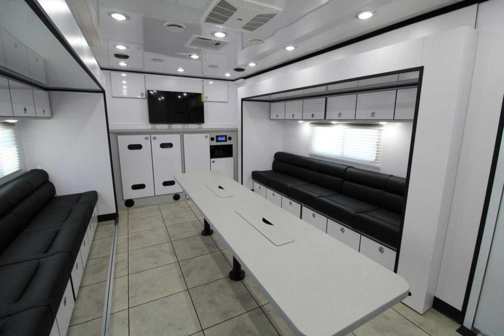 Command Center - Billy Graham Rapid Response Team