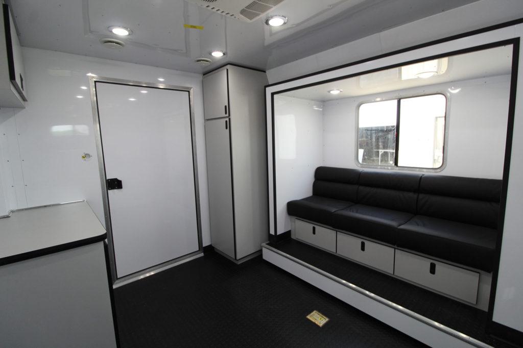 Mobile command center 4926 interior